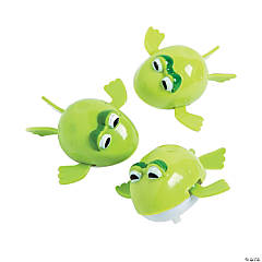 Water Frog Wind-Ups PDQ