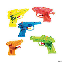 Water Gun Assortment