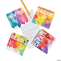 Watercolor Notepads