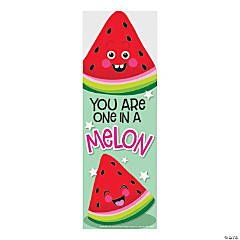 Watermelon-Scented Bookmarks