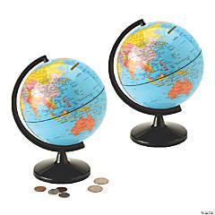 Waypoint Geographic Hemispheres Globe 5.6