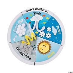 Weather Wheel Craft Kit