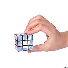 Wedding Favor Puzzle Cubes