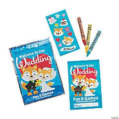 Wedding Kids Stationery Sets