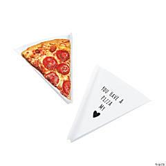Wedding Pizza Slice Trays