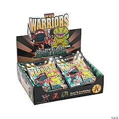 Wee Warrior Characters Blind Bags