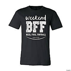 Weekend BFF Adult's T-Shirt - 3XL