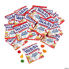 Welch's® Fruit Snacks Apple Orchard Medley
