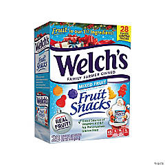 Welch's® Christmas Fruit Snacks