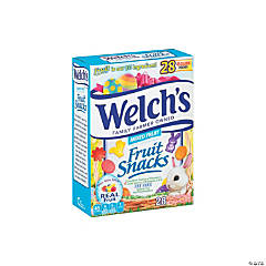 Welch's® Fruit Snacks Mixed Fruit Easter Candy
