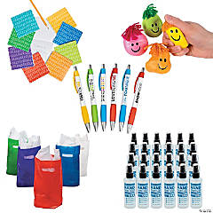 Welcome Back Sanitizer Kit for 48