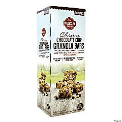 Wellsley Farms Chewy Chocolate Chip Granola Bars, .88 oz, 60 Count