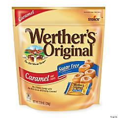Werther's Original Sugar Free Caramel Hard Candies, 7.7 oz, 2 Pack