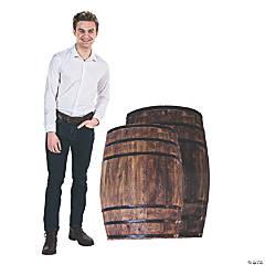 Western Barrel Stand-Ups