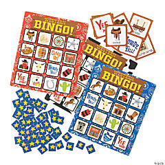 Western Bingo Game