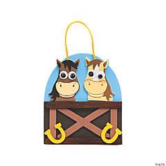 Western Horse Ornament Craft Kit