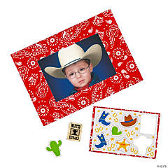 Western Picture Frame Magnets