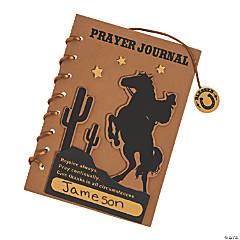 Western Prayer Journal Craft Kit