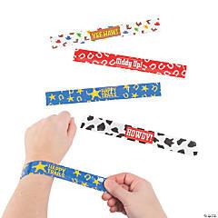Western Slap Bracelets