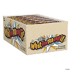 WHATCHAMACALLIT Full Size Candy Bar, 1.6 oz, 36 Count
