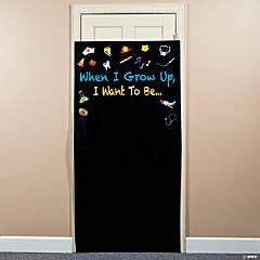 When I Grow Up Door Banner