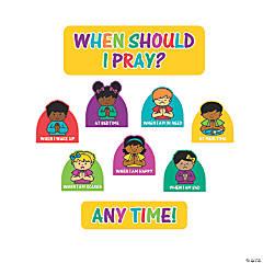 When Should I Pray Cutouts