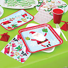 whimsical christmas party supplies