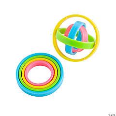 Whirly Rings Fidget Widget Toys