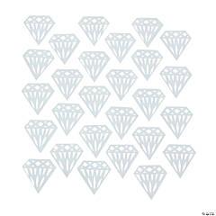 White Diamond Confetti