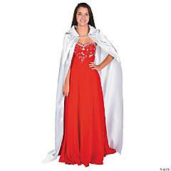 White Royalty Robe