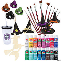 Who's a Crafty Witch Craft Kit