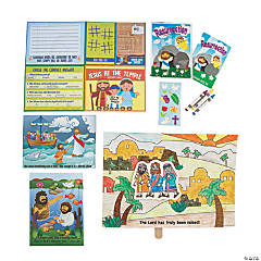Wild Encounters VBS Activity-A-Day Assortment