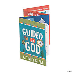 Wild Encounters VBS Activity Sheets