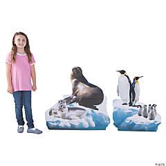 Wild Encounters VBS Iceberg Cardboard Stand-Ups
