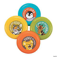 Wild Encounters VBS Mini Flying Discs
