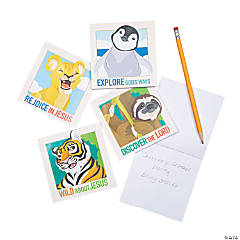 Wild Encounters VBS Notepads