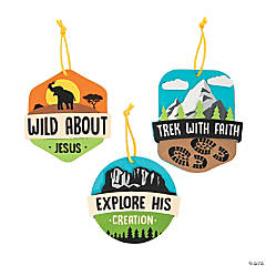 Wild Encounters VBS Ornament Craft Kit