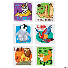 Wild Encounters VBS Temporary Tattoos