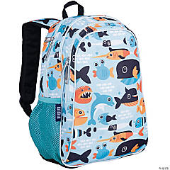 Wildkin Big Fish 15 Inch Backpack