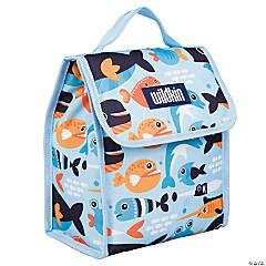 Wildkin Big Fish Lunch Bag