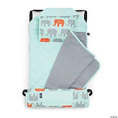 Wildkin Elephants Modern Nap Mat