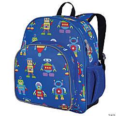 Wildkin Robots 12 Inch Backpack