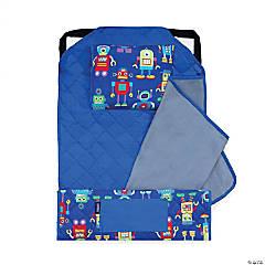 Wildkin Robots Modern Nap Mat
