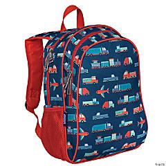 Wildkin Transportation 15 Inch Backpack