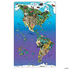 Wildlife Jigsaw Puzzle North South America