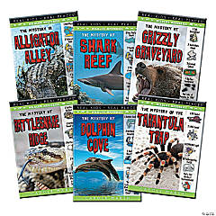 Wildlife Mysteries Book Set