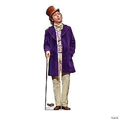 Willy Wonka Stand-Up