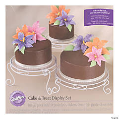 Wilton Cake & Treat Display Set