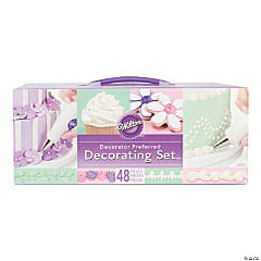 Wilton Decorator Preferred Decorating Set - 48pcs