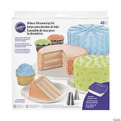 Wilton Deluxe Cake Decorating Set 46pcs